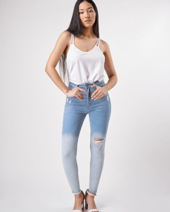 chupin degrade verano 2022 Vertu Jeans