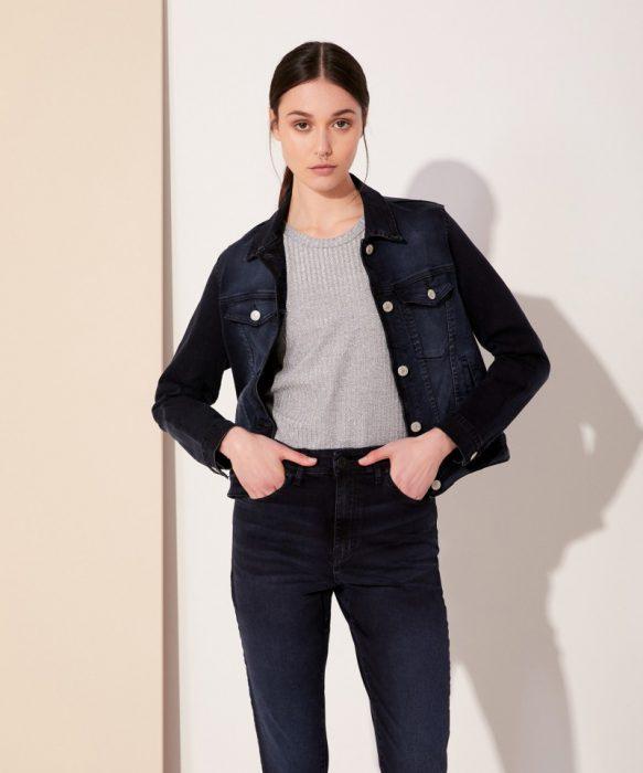 kosiuko verano 2022 jeans y campera denim