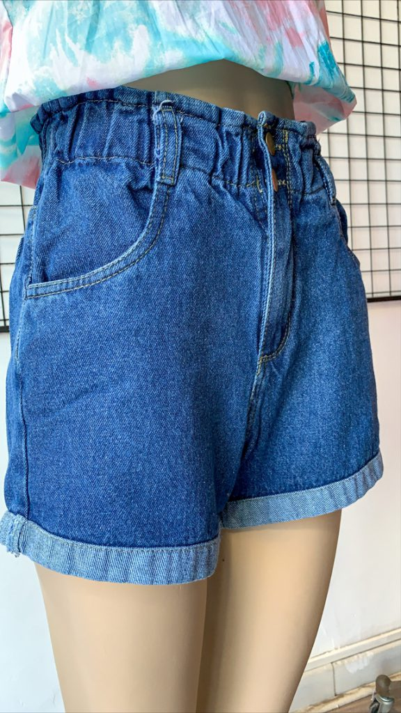 Short de jeans sueltos verano 2022 Dorcastar