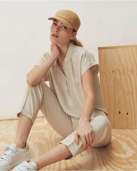 blusa y pantalon lino verano 2022 Desiderata