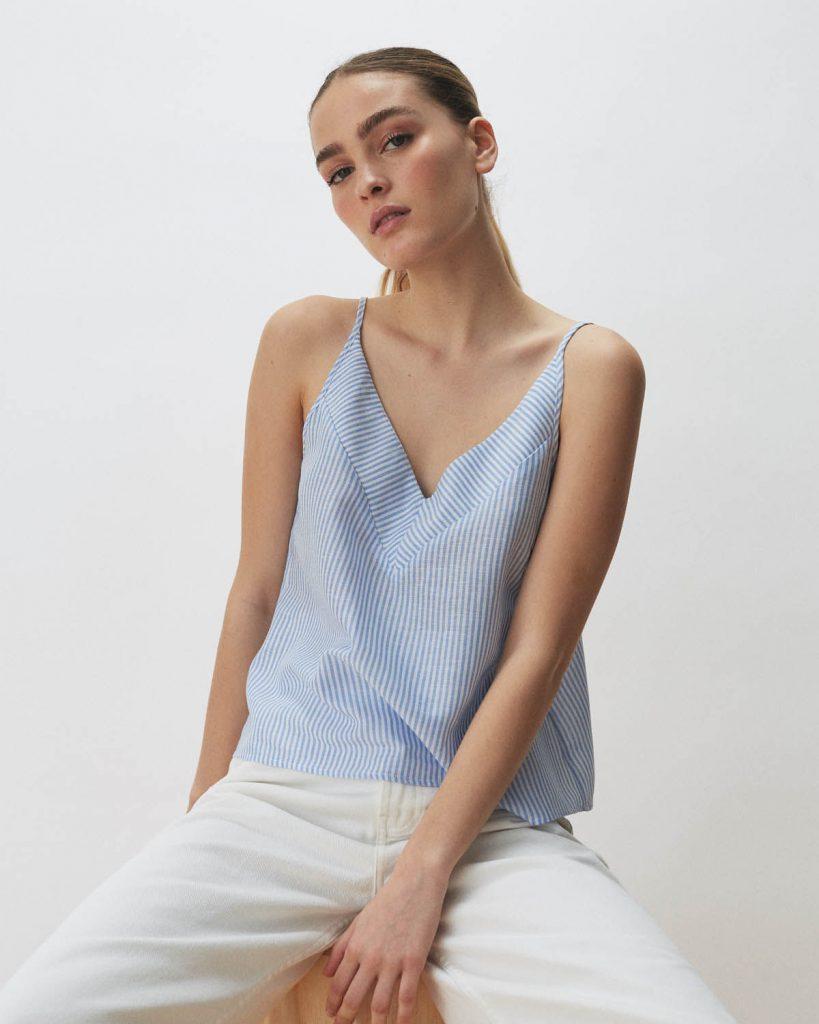 blusas para el verano verano 2022 Desiderata
