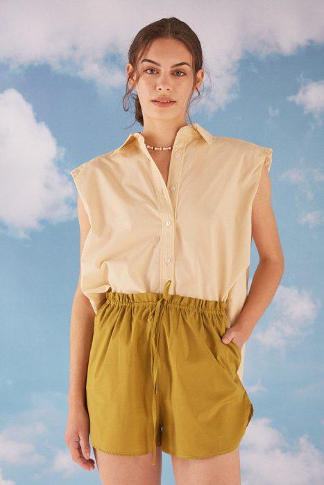 camisa con short verano 2022 Bled