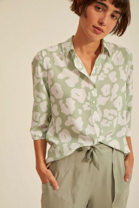 camisa verano 2022 Estancias Chiripa