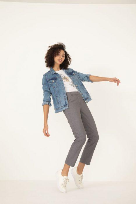 campera jeans verano 2022 Yagmour