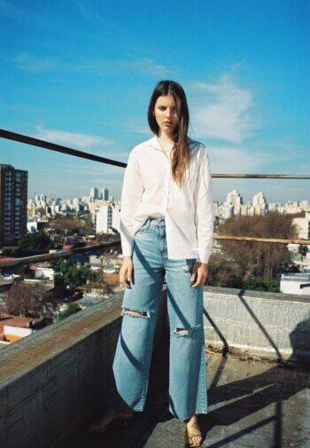 jeans ancho verano 2022 NARE