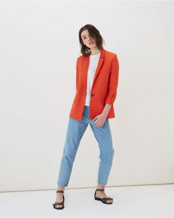 jeans con blazer verano 2022 Desiderata