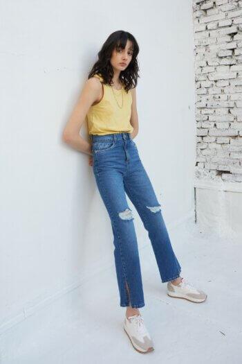 jeans recto verano 2022 NARE