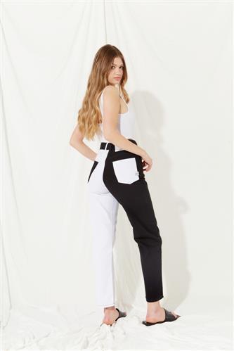pantalon blanco y negro verano 2022 Koxis 1