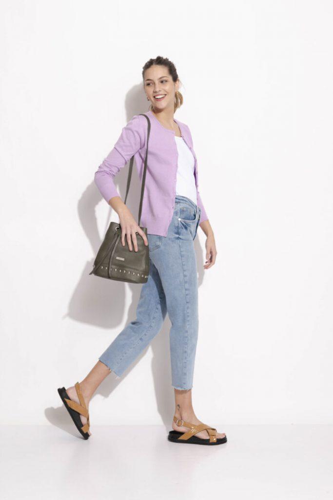 pantalon jeans cropped verano 2022 Silenzio