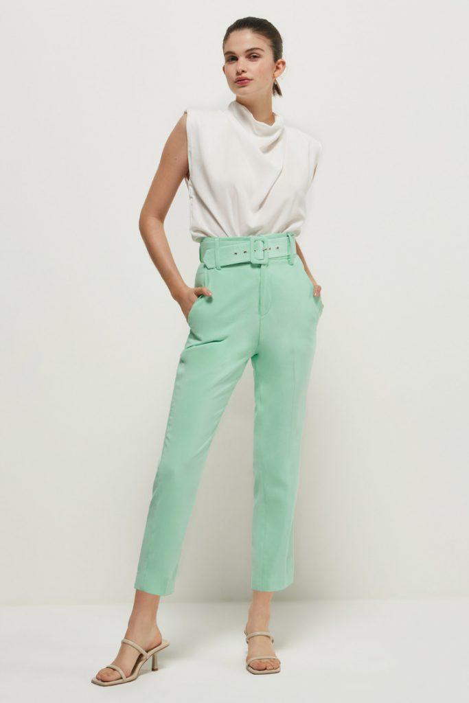 remera y pantalon de vestir verano 2022 Markova