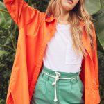 Outfits modernos para mujer verano 2022 - DELUCCA