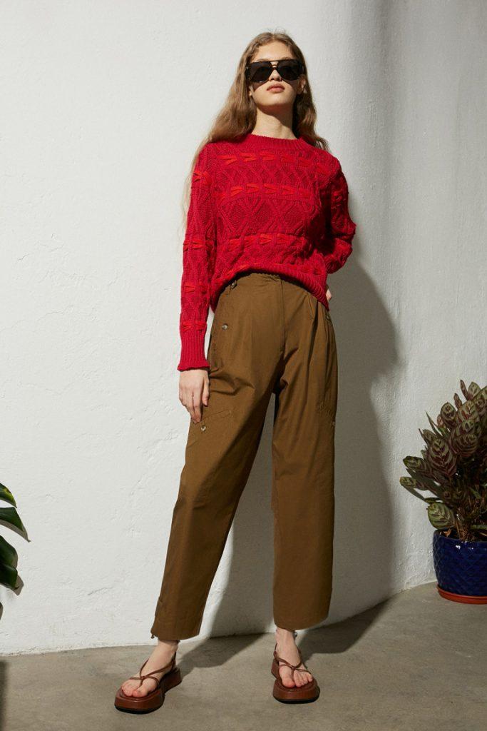 sweater hilo verano 2022 by Maria Cher