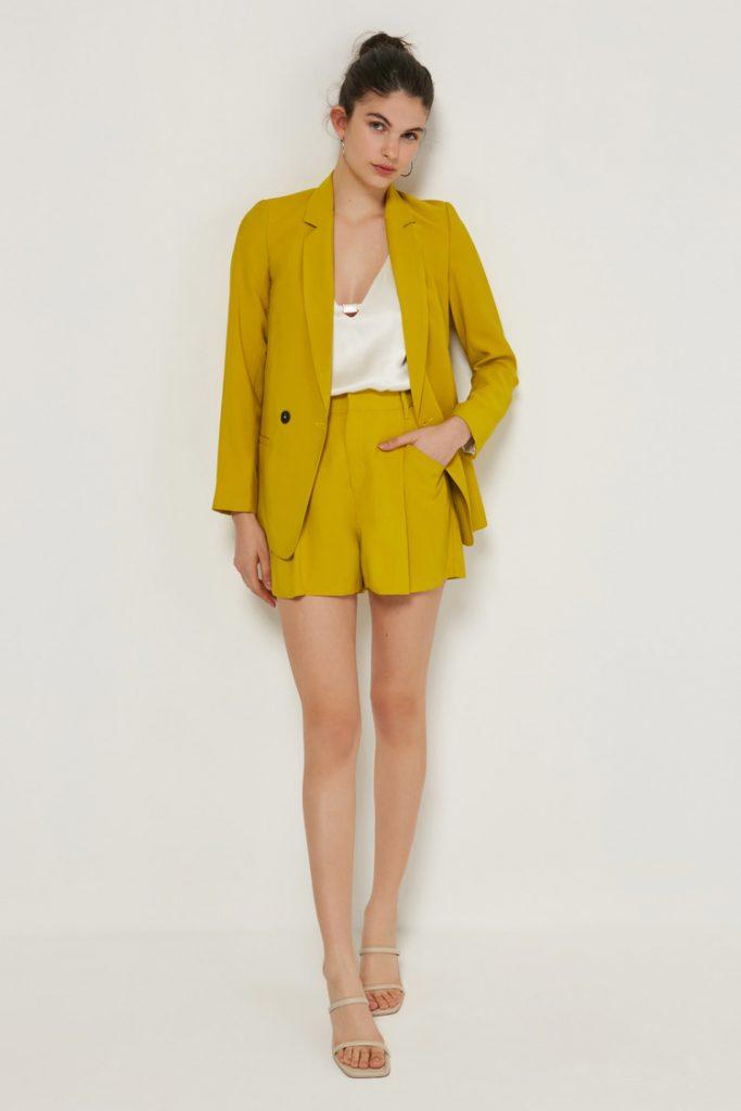 traje mujer con short verano 2022 Markova