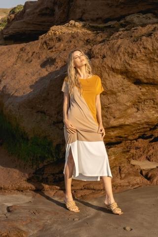 vestido casual mujer verano 2022 Rafael Garofalo