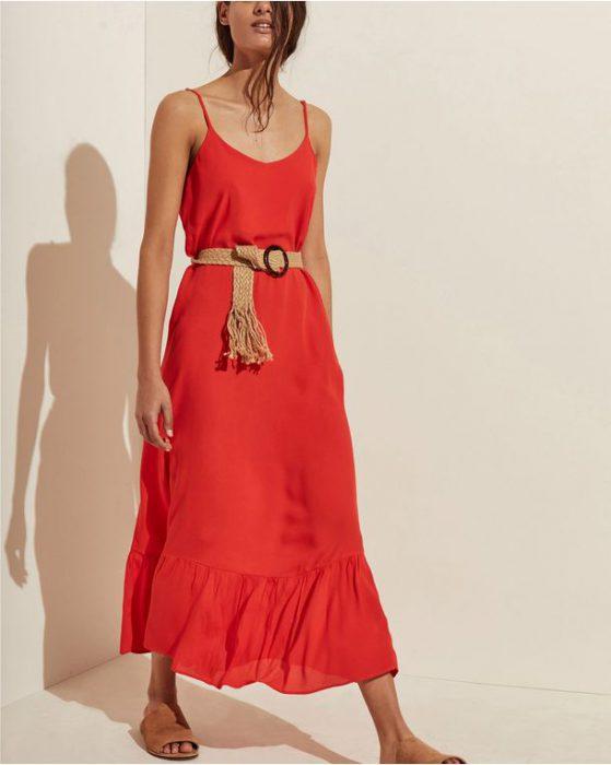 vestido casual urbano Portsaid verano 2022