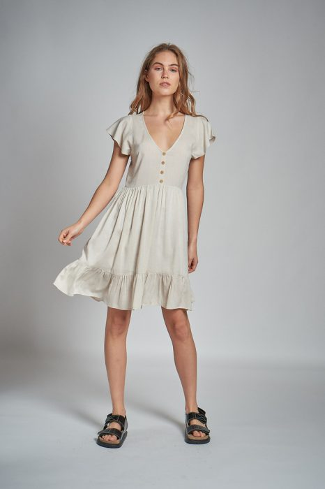 vestido corto informal kill verano 2022