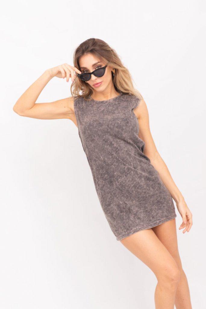 vestido corto morley para mujer verano 2022 MONACA