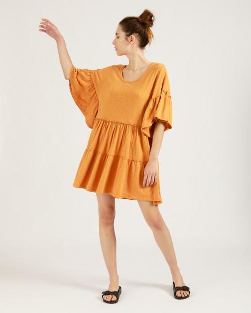 vestido corto tunica wanama verano 2022
