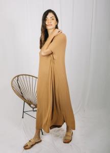 vestido suelto modal verano 2022 Baloop