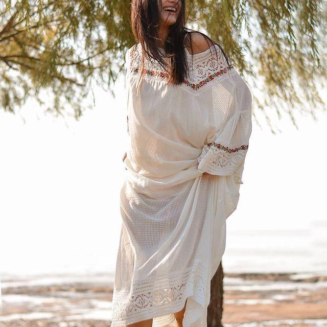 vestido tunica playa verano 2022 Vars