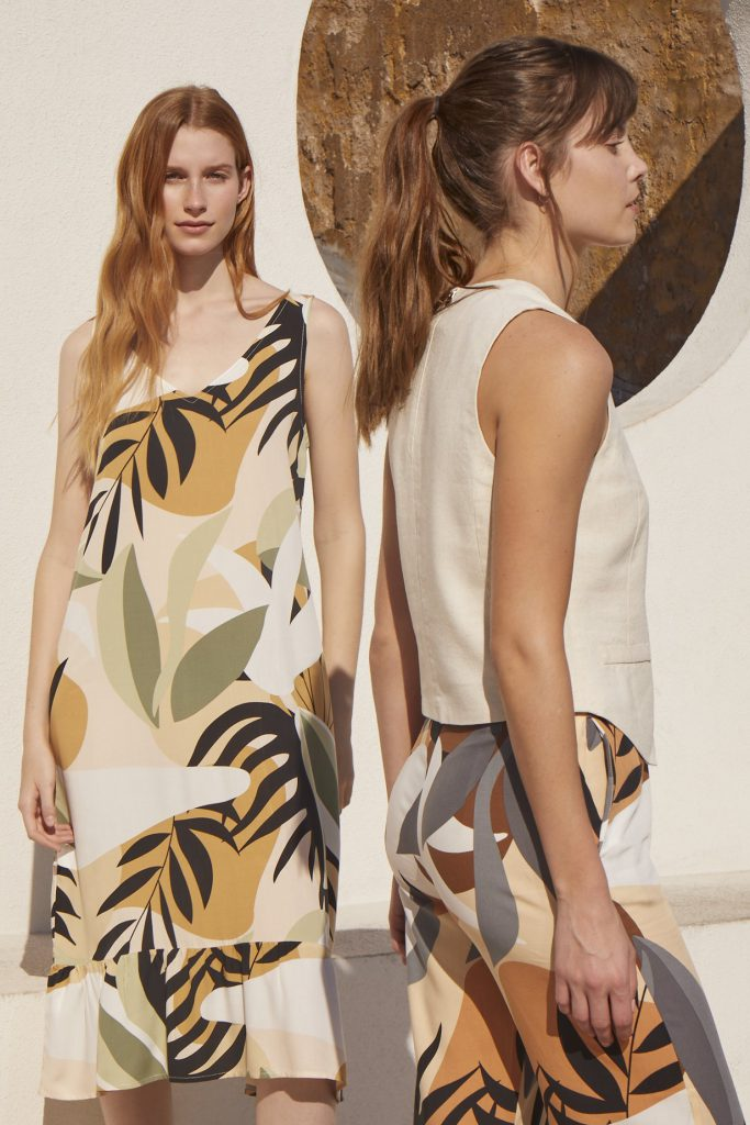 vestidos urbanos verano 2022 Estancias Chiripa