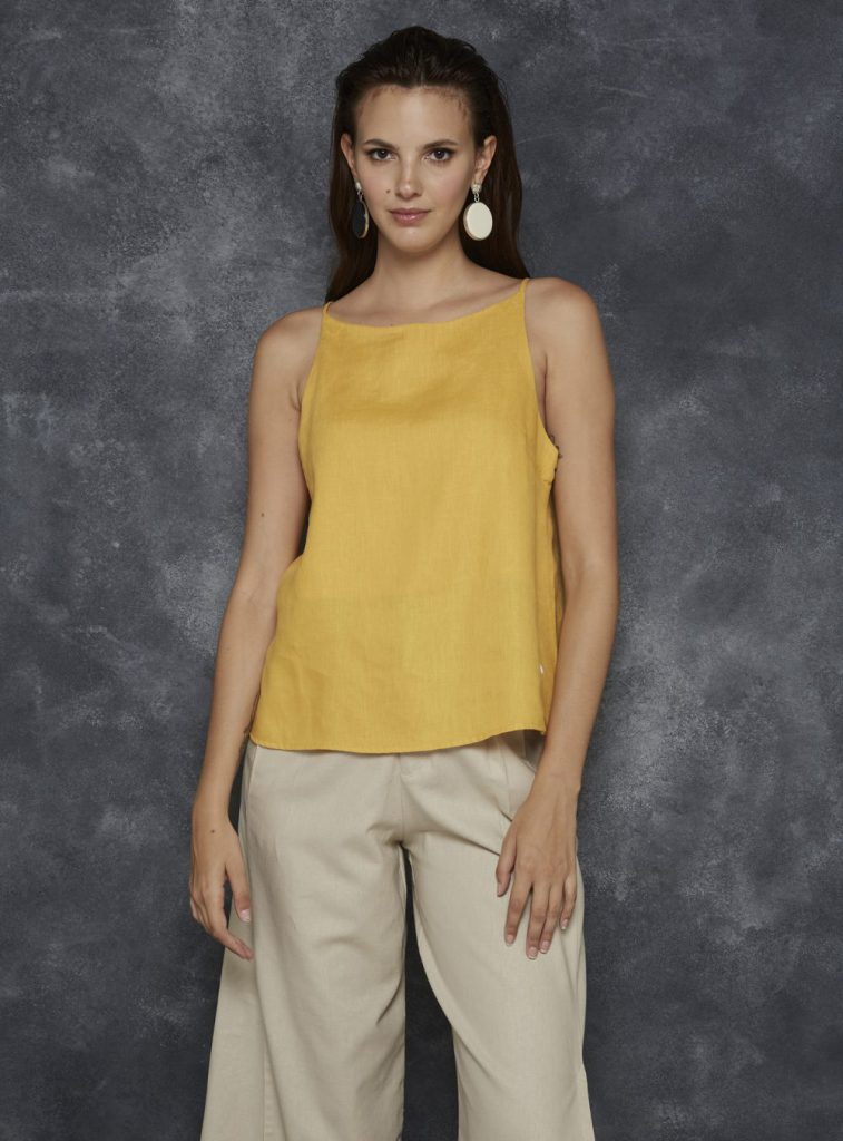 blusas musculosas cardon verano 2022