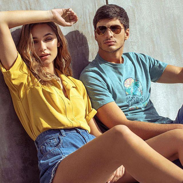 camisas mujer taverniti mujer verano 2022