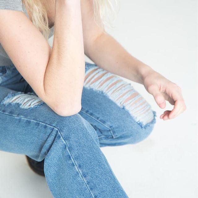 jeans rotos verano 2022 Striven