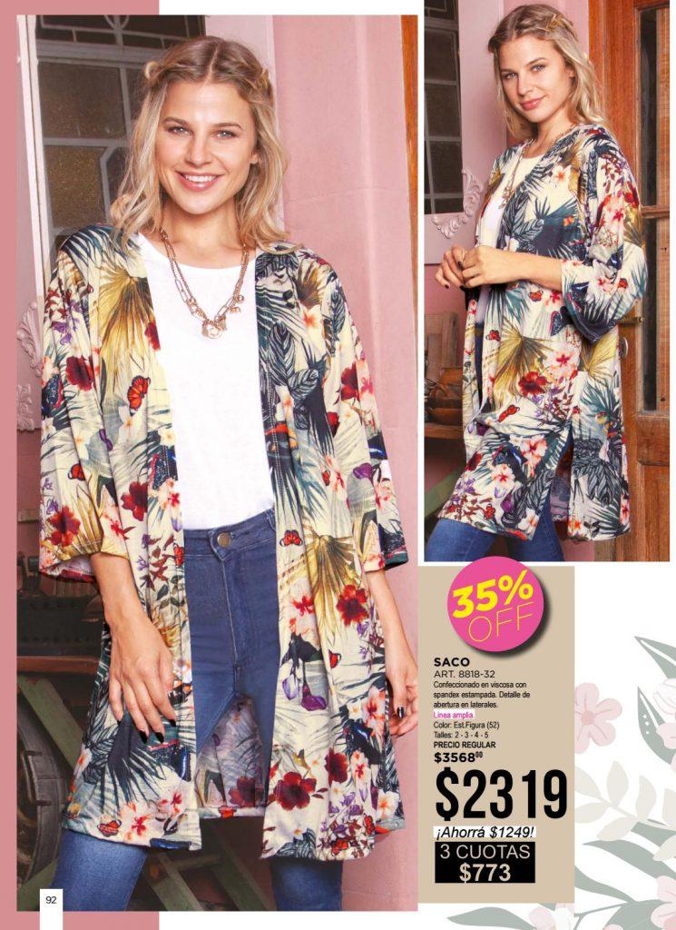 kimono Juana bonita verano 2022