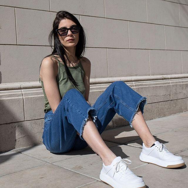 look urbano verano 2022 Bora Jeans