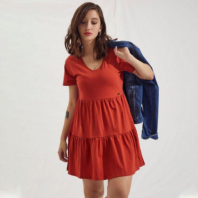 vestido informal taverniti mujer verano 2022