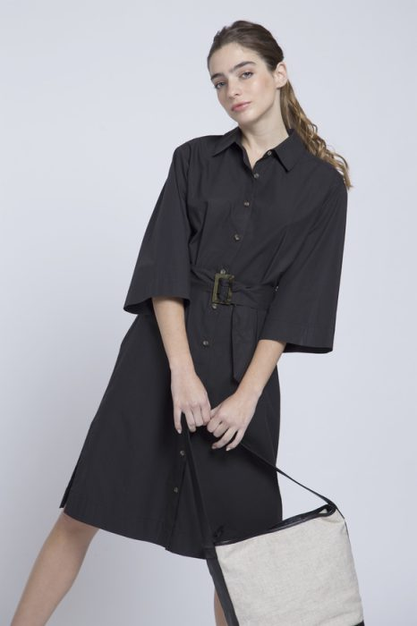 vestido trench verano 2022 de Awada