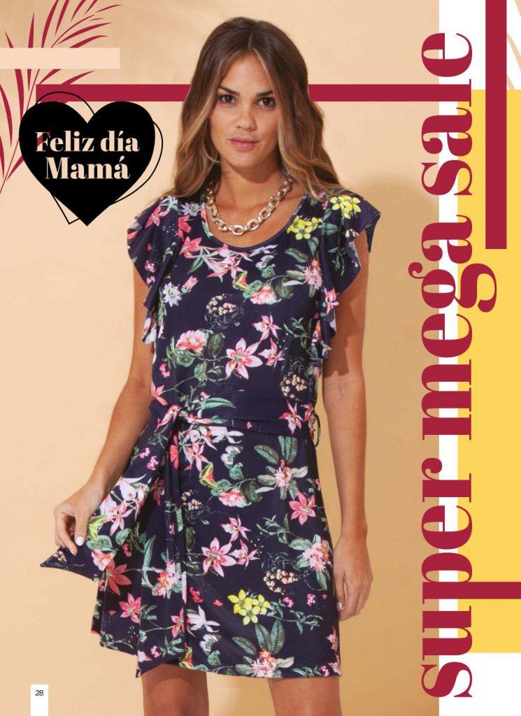 vestidos para el dia Juana bonita verano 2022