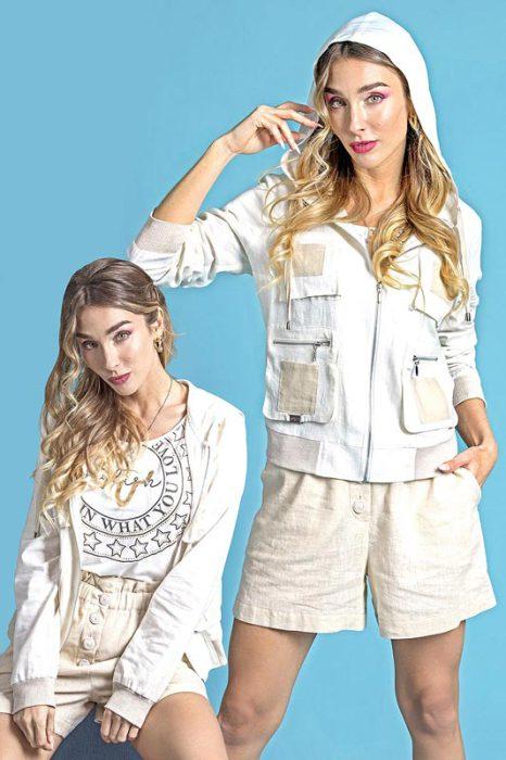 look con short senoras verano 2022 Carla Vianinn