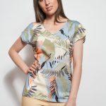 Remeras y blusas para señoras verano 2022  - Chatelet
